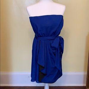 Strapless Express Summer Dress